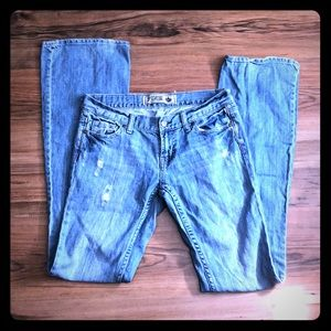 Pink Jeans Size 0R